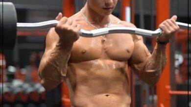 Photo of تمارين لتقوية عضلات الذراع