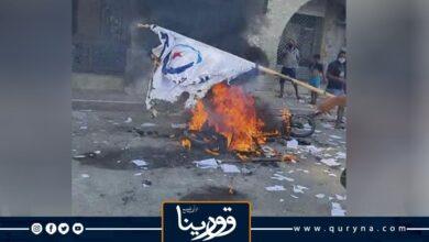 """Photo of """"جماعة الإخوان"""" تهدد التونسيين بالدمار والدماء إذا لم يتراجع """" قيس سعيد""""عن قراراته الأخيرة"""