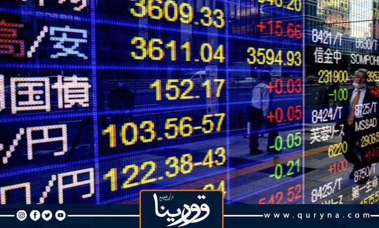 Photo of الأسهم اليابانية تهبط بفعل مخاوف من السلالة دلتا