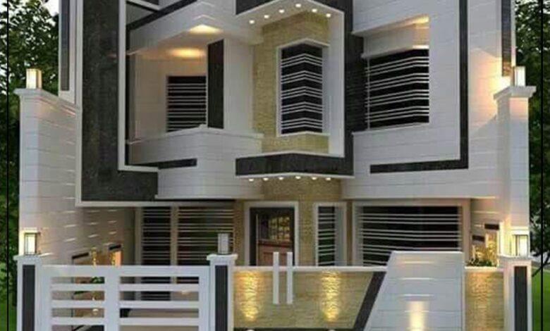 "Photo of ""قورينا""أختارت لكم مجموعة من التصميمات المعمارية المميزة لواجهات المنازل"