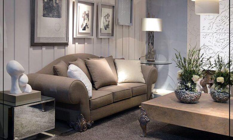 "Photo of ""قورينا"" أختارت لكم مجموعة من التصميمات المميزة لغرفة المعيشة"