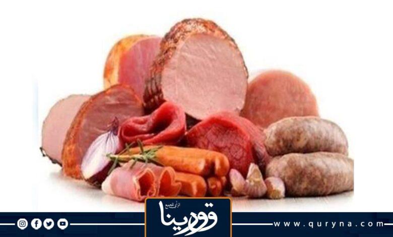 Photo of دراسة   اللحوم الحمراء والمصنعة سببا في أمراض القلب التاجي وسرطان المعدة