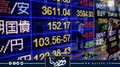 Photo of الأسهم اليابانية تصعد مقتدية بمكاسب البورصات العالمية