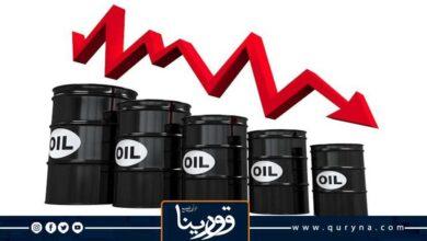 Photo of أسعار النفط تهبط بفعل المخاوف من انتشار السلالات المتحورة لكورونا