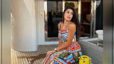 """Photo of الفنانة """"ياسمين صبري"""" تشارك متابعيها أحدث صورها خلال حسابها على الأنستجرام"""
