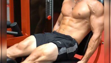 Photo of تمارين لتقوية عضلات الأرجل