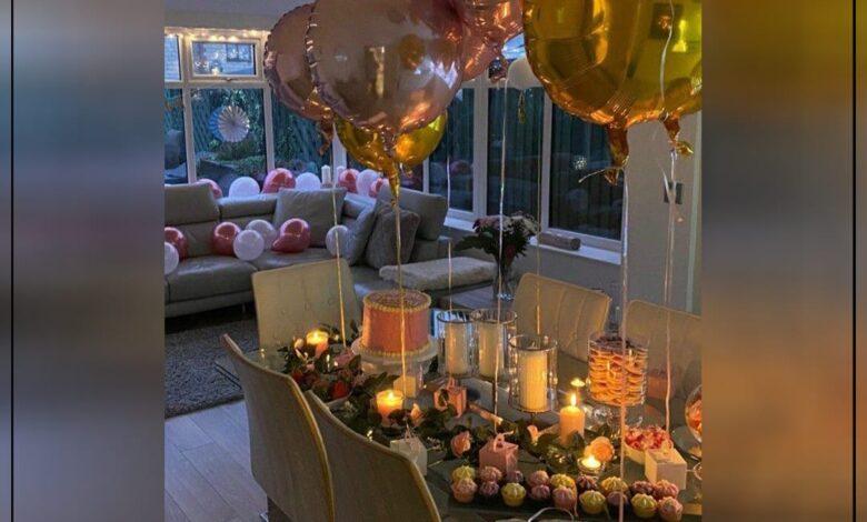 "Photo of ""قورينا"" أختارت لكم أفكار لديكورات عيد ميلاد بمنزلك"