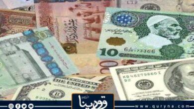 Photo of أسعار العملات في ليبيا اليوم الإثنين 26 يوليو 2021