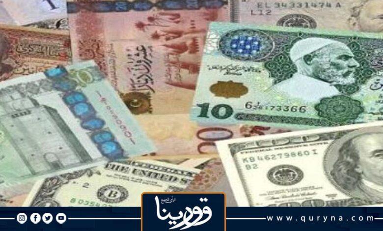 Photo of أسعار العملات في ليبيا اليوم الأحد 18 يوليو 2021