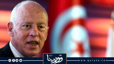 Photo of الرئيس قيس سعيد يعزل مدير عام مؤسسة التلفزيون التونسي