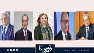 Photo of وزير الخارجية التونسي يطلع الدول الأوروبية على آخر تطورات الأوضاع في البلاد