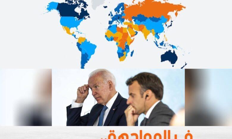 Photo of في المواجهة معطيات وأبعاد التحالف الروسي الصيني.. الأمريكي الأوروبي وبلورة عالم جديد
