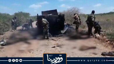 Photo of الجيش الصومالي يشن غارة جوية على حركة ميليشيات الشباب