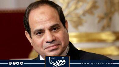 Photo of السيسي: حصة مصر من مياه النيل لن تقل