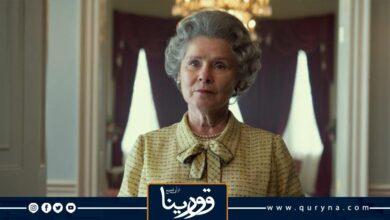 Photo of اميلدا ستونتون تجسد الملكة إليزابيث في مسلسل The Crown 5