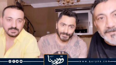 Photo of تامر حسني ينهي الخلاف بين نصر محروس ودياب