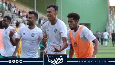 Photo of بثنائية.. الأهلى طرابلس يفوز على الأخضر ويتأهل لنهائي الدوري الممتاز