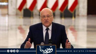 Photo of في ذكرى انفجار مرفأ بيروت.. رئيس الوزراء اللبناني المكلف يؤكد أن لبنان في خطر