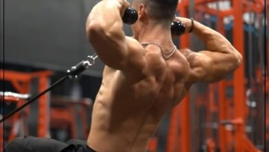 Photo of مجموعة من تمارين تقوية عضلات الكتف