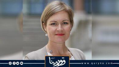 Photo of بريطانيا تعين كارولاين هرندل سفيرة لدى ليبيا