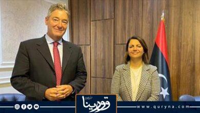 Photo of السفير الألماني: هدفنا استمرار لعب دور إيجابي في ليبيا